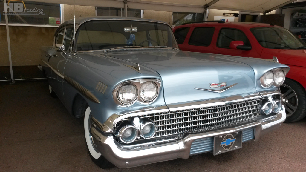 Chevrolet Bel air 4dr 1958